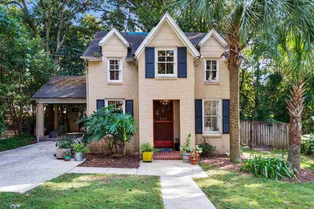 Photo for 725 E JEFFERSON ST, TALLAHASSEE, FL 32301 (MLS # 300755)