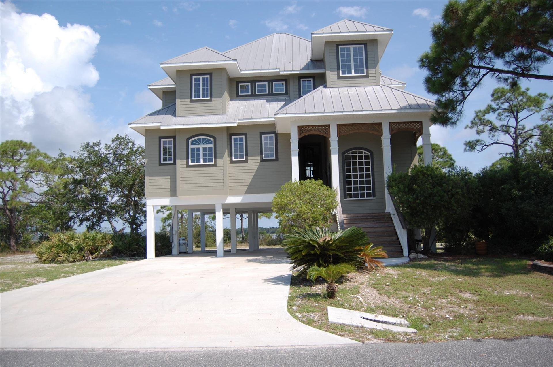 241 Hidden Harbor Drive, Alligator Point, FL 32346 - MLS#: 335757