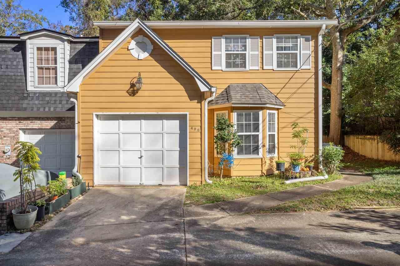 496 Teal Lane, Tallahassee, FL 32308 - MLS#: 326766