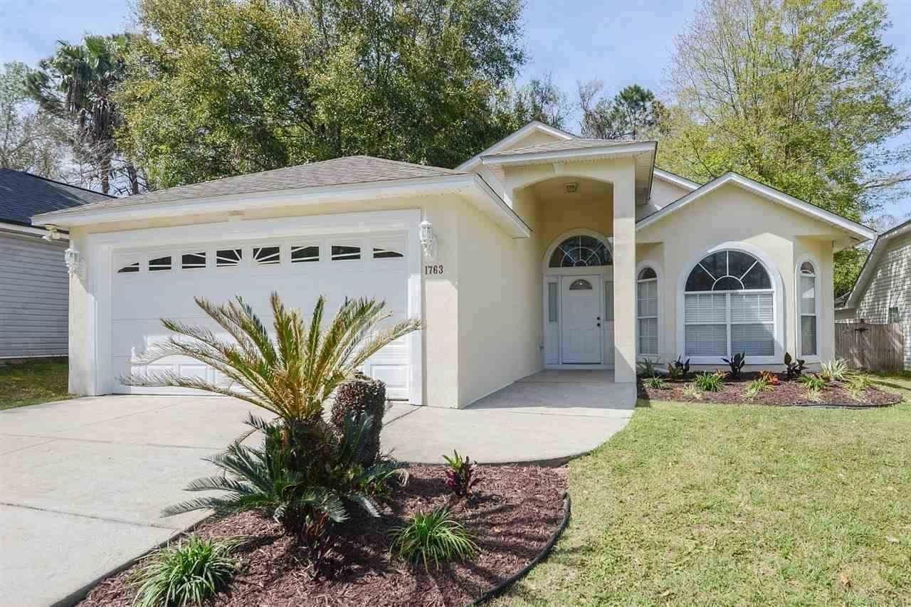 1763 Newman Lane, Tallahassee, FL 32312 - MLS#: 336767