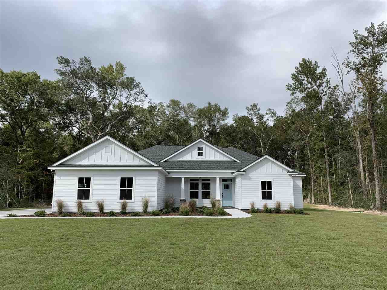 0 Tillis Lane, Crawfordville, FL 32327 - MLS#: 326768