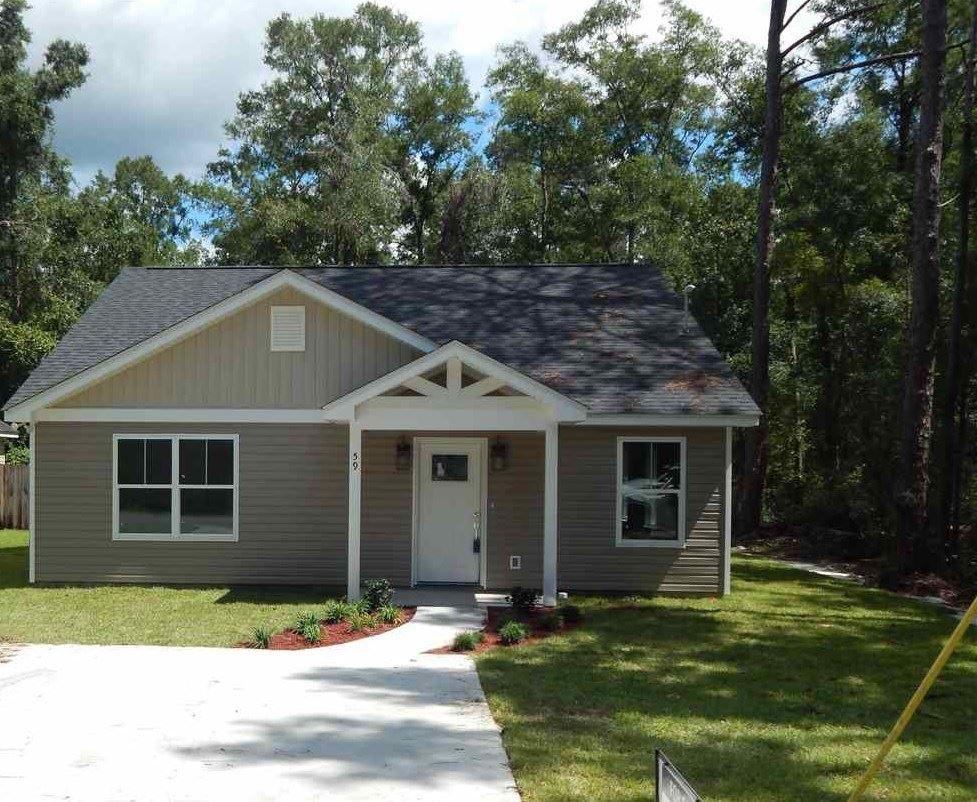 59 Ted Lott Lane, Crawfordville, FL 32327 - MLS#: 323771