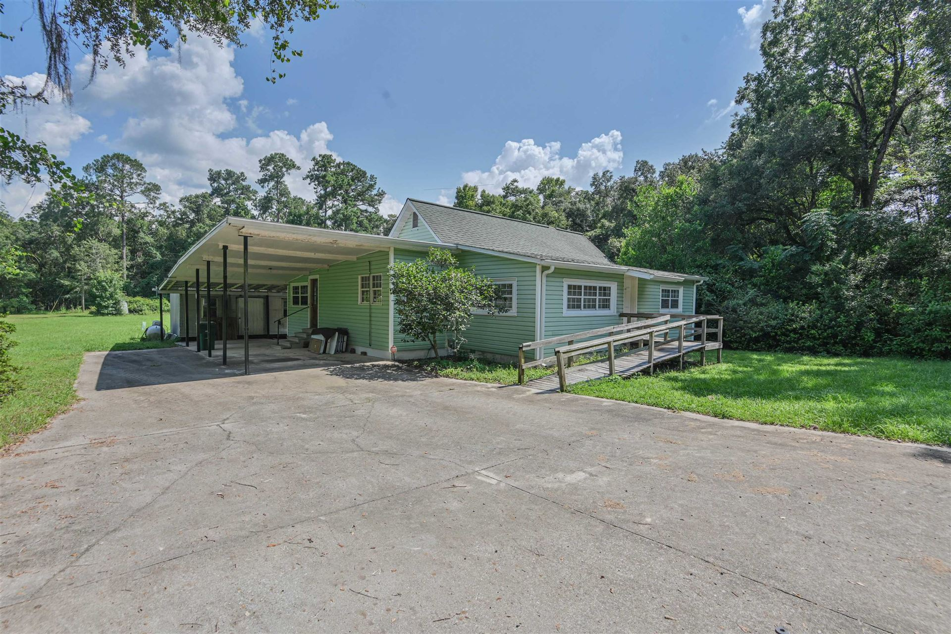 Photo of 9481 Road To The Lake Road, TALLAHASSEE, FL 32317 (MLS # 336773)