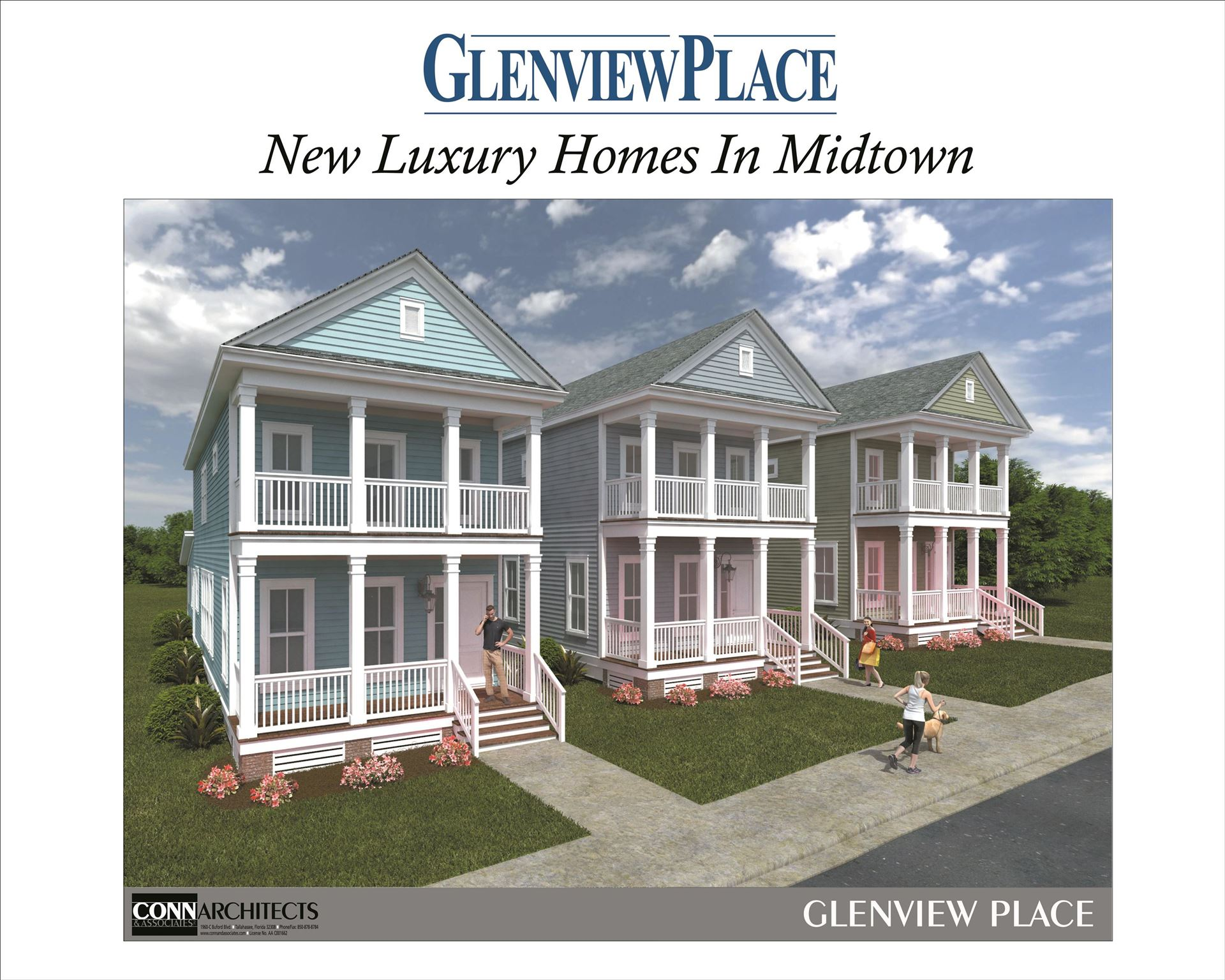 Photo of 411 Glenview Drive, TALLAHASSEE, FL 32303 (MLS # 338776)
