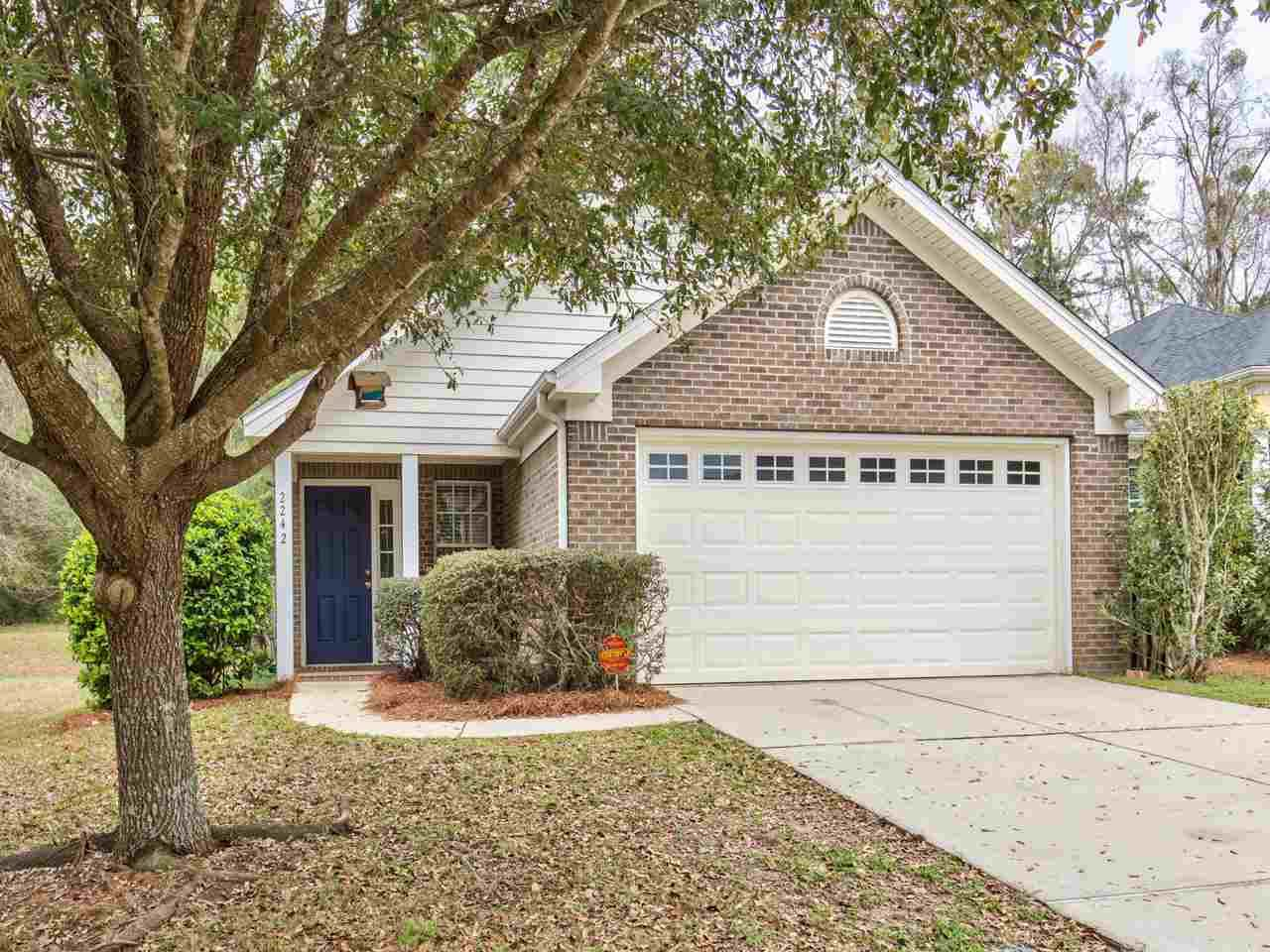 2242 HEATHROW Drive, Tallahassee, FL 32312 - MLS#: 330778