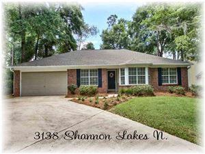 Photo of 3138 Shannon Lakes N., TALLAHASSEE, FL 32309 (MLS # 308787)