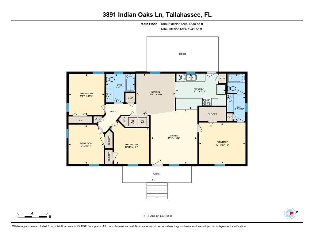 Photo of 3891 INDIAN OAKS Lane, TALLAHASSEE, FL 32310 (MLS # 324790)