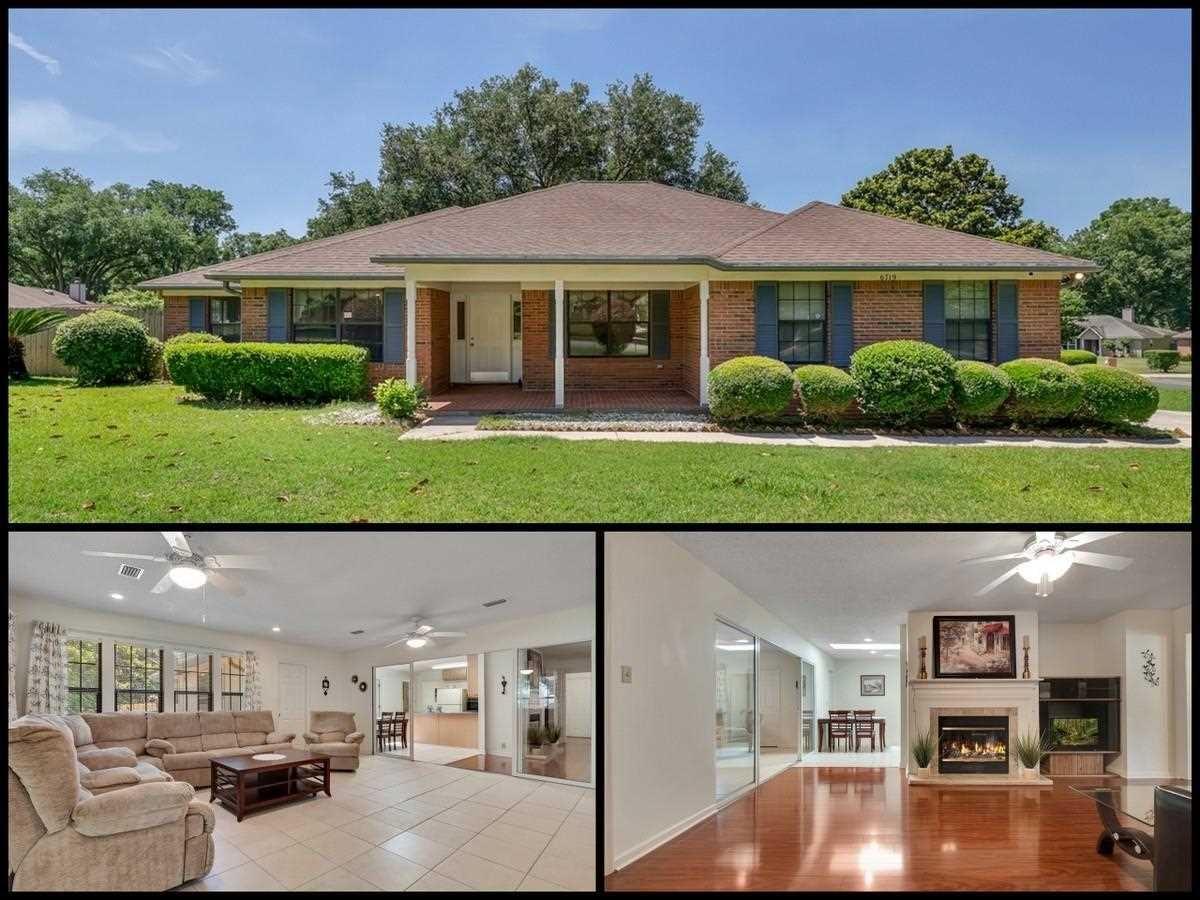6719 Pasadena Drive, Tallahassee, FL 32317 - MLS#: 332791