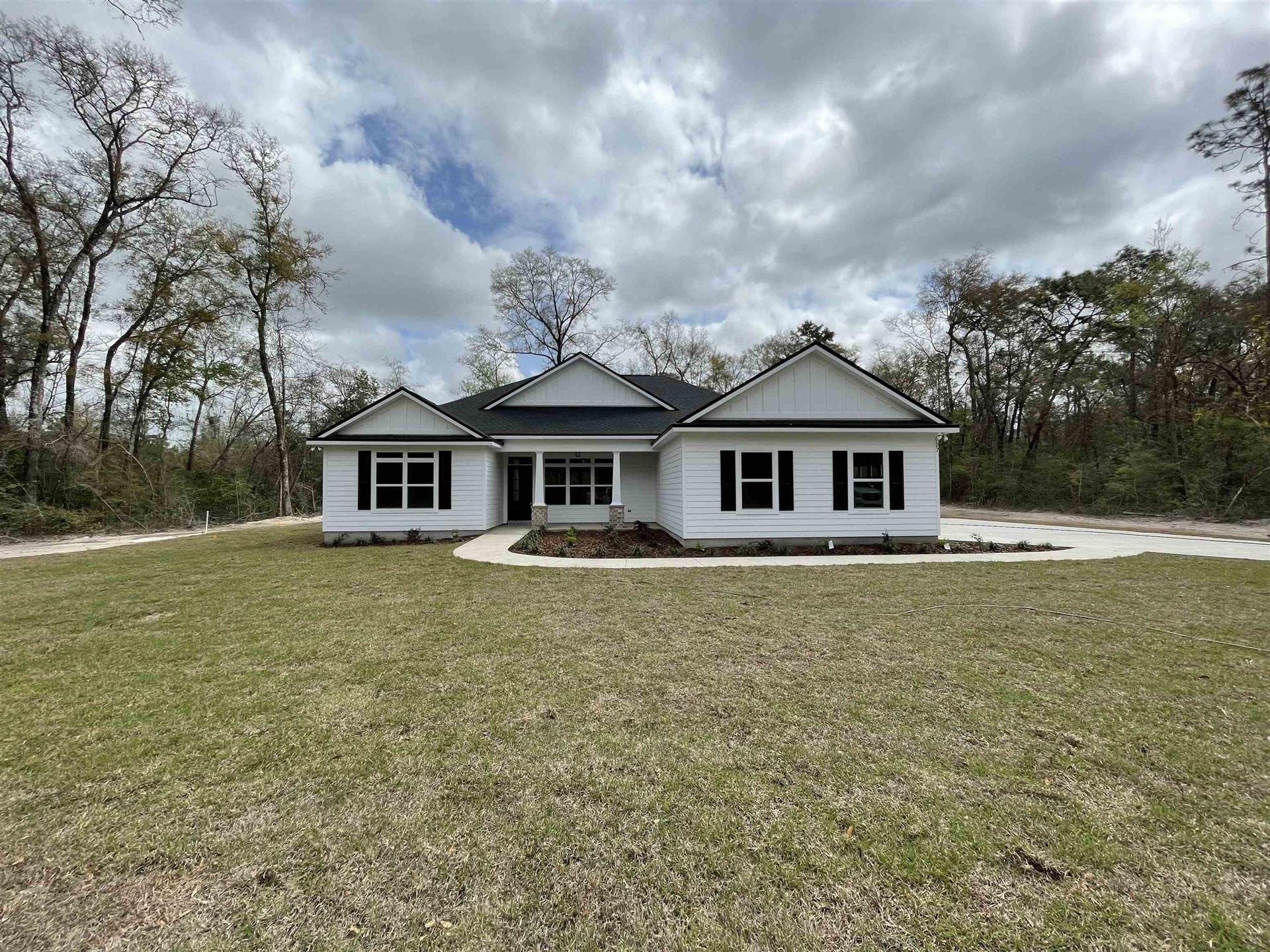 Photo of XXX Old Bethel Road, CRAWFORDVILLE, FL 32327 (MLS # 338793)