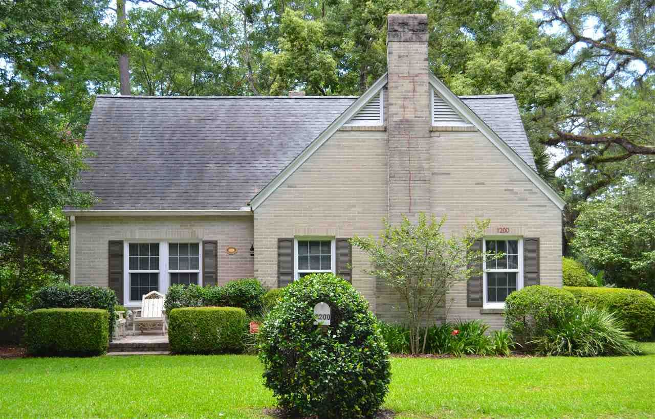 Photo of 1200 Golf Terrace, TALLAHASSEE, FL 32301 (MLS # 320806)