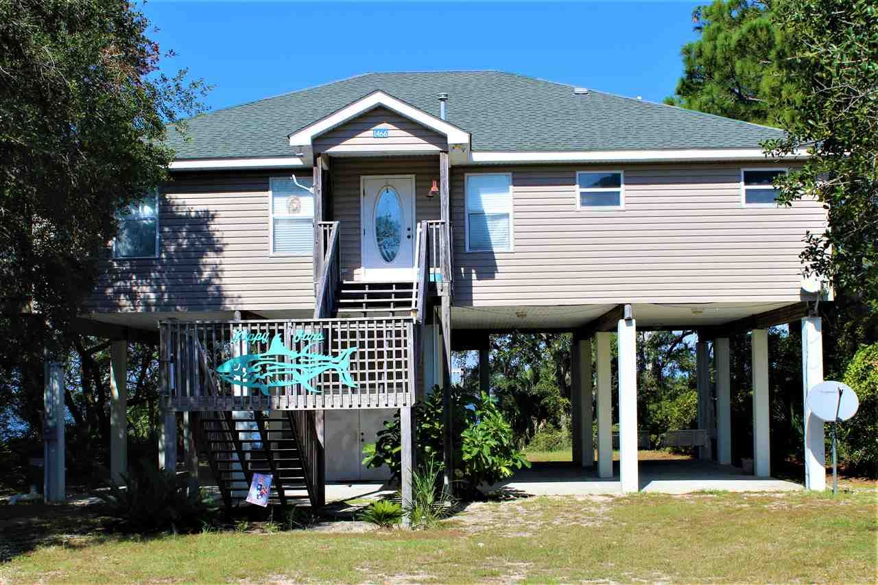 1466 Alligator Point Drive, Alligator Point, FL 32346 - MLS#: 324814
