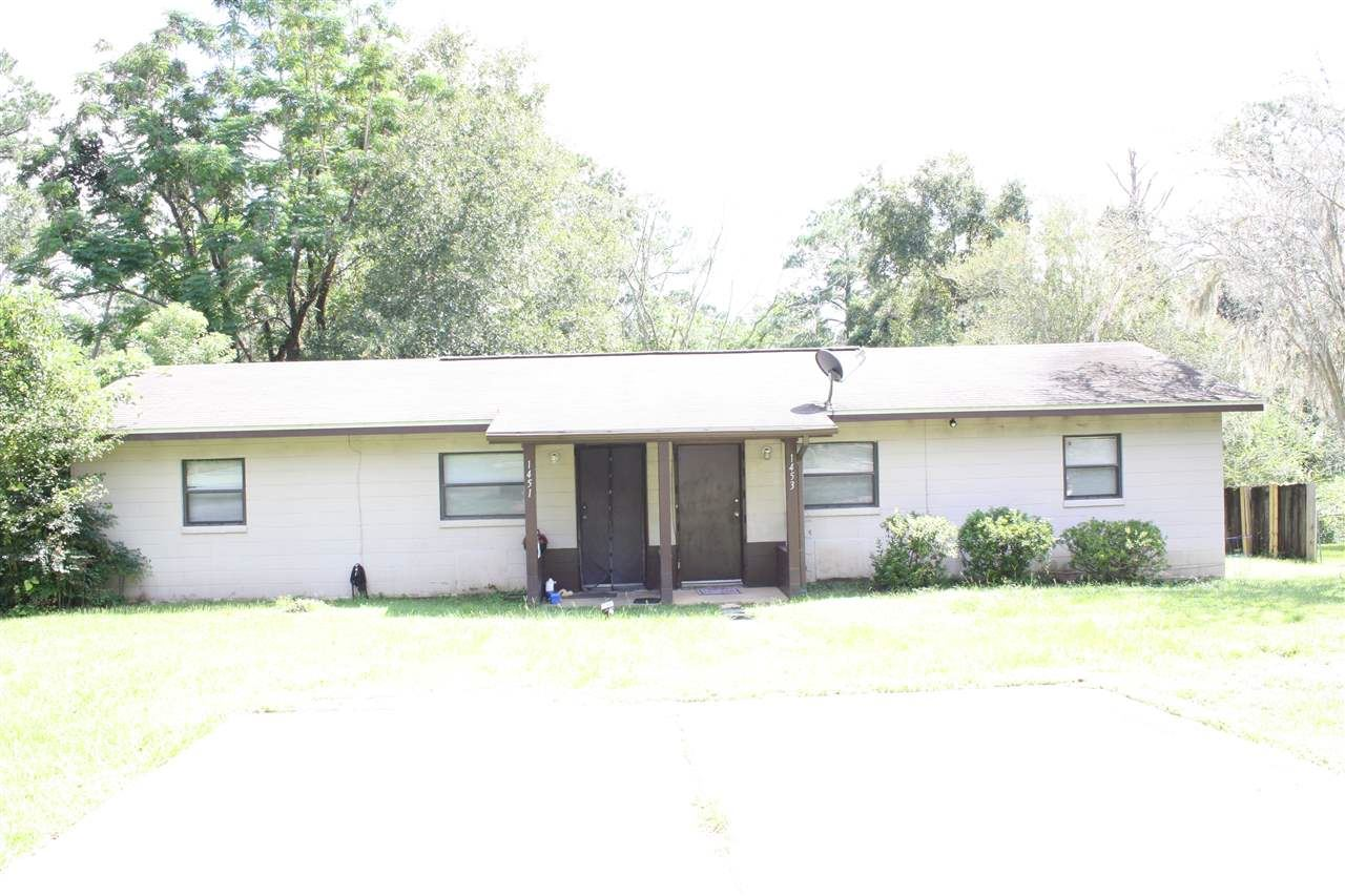 1451, 1453 Fisher Lane #0, Tallahassee, FL 32301 - MLS#: 323817