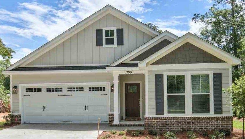 5823 Village Ridge Way, Tallahassee, FL 32312 - MLS#: 313824