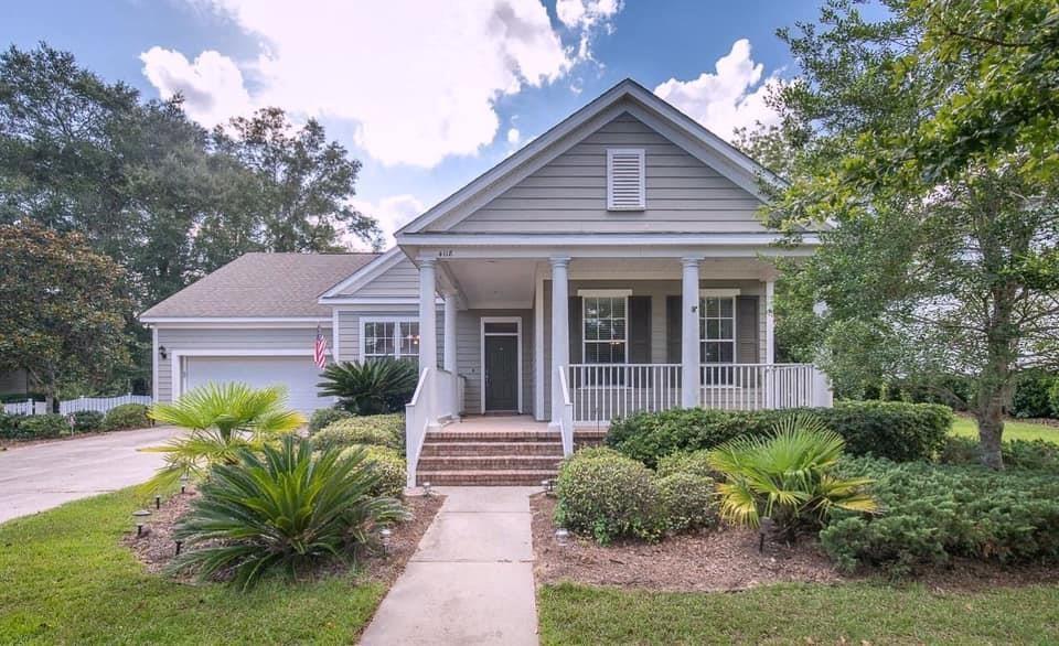 Photo of 4118 Fitzgerald Road, TALLAHASSEE, FL 32311 (MLS # 321827)