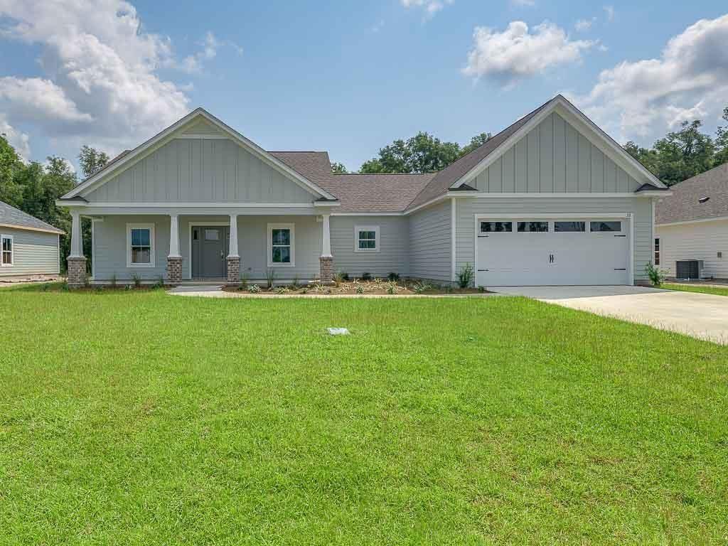 60 Stillmont Drive, Crawfordville, FL 32327 - MLS#: 336828