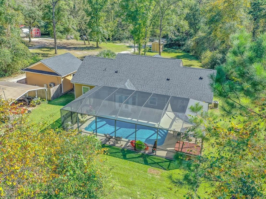 Photo of 122 Blue Bird Lane, CRAWFORDVILLE, FL 32327 (MLS # 338828)