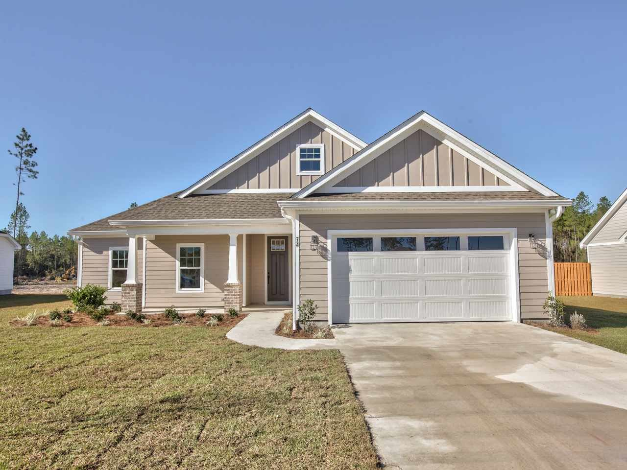 22 London Circle, Crawfordville, FL 32327 - MLS#: 325835