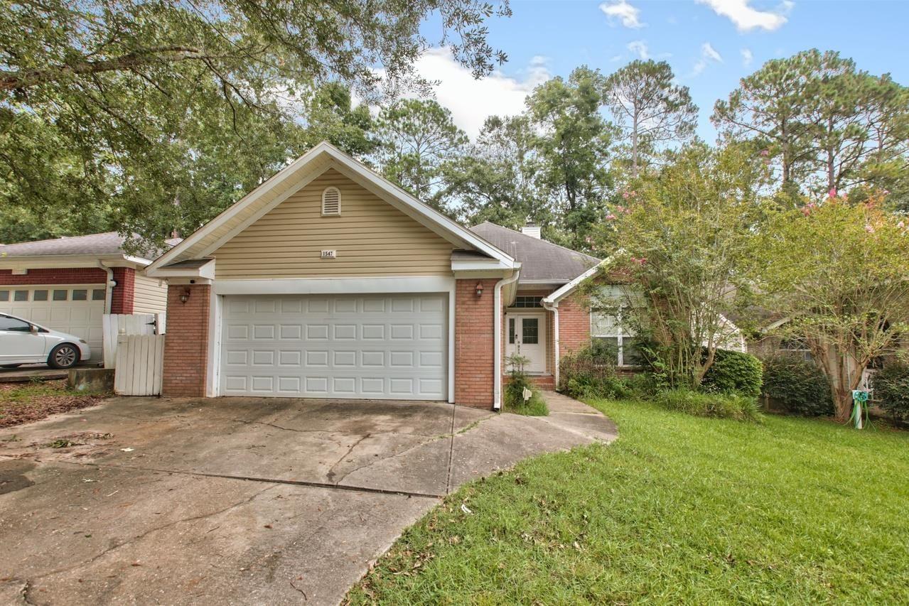 1547 China Grove Trail, Tallahassee, FL 32301 - MLS#: 335836