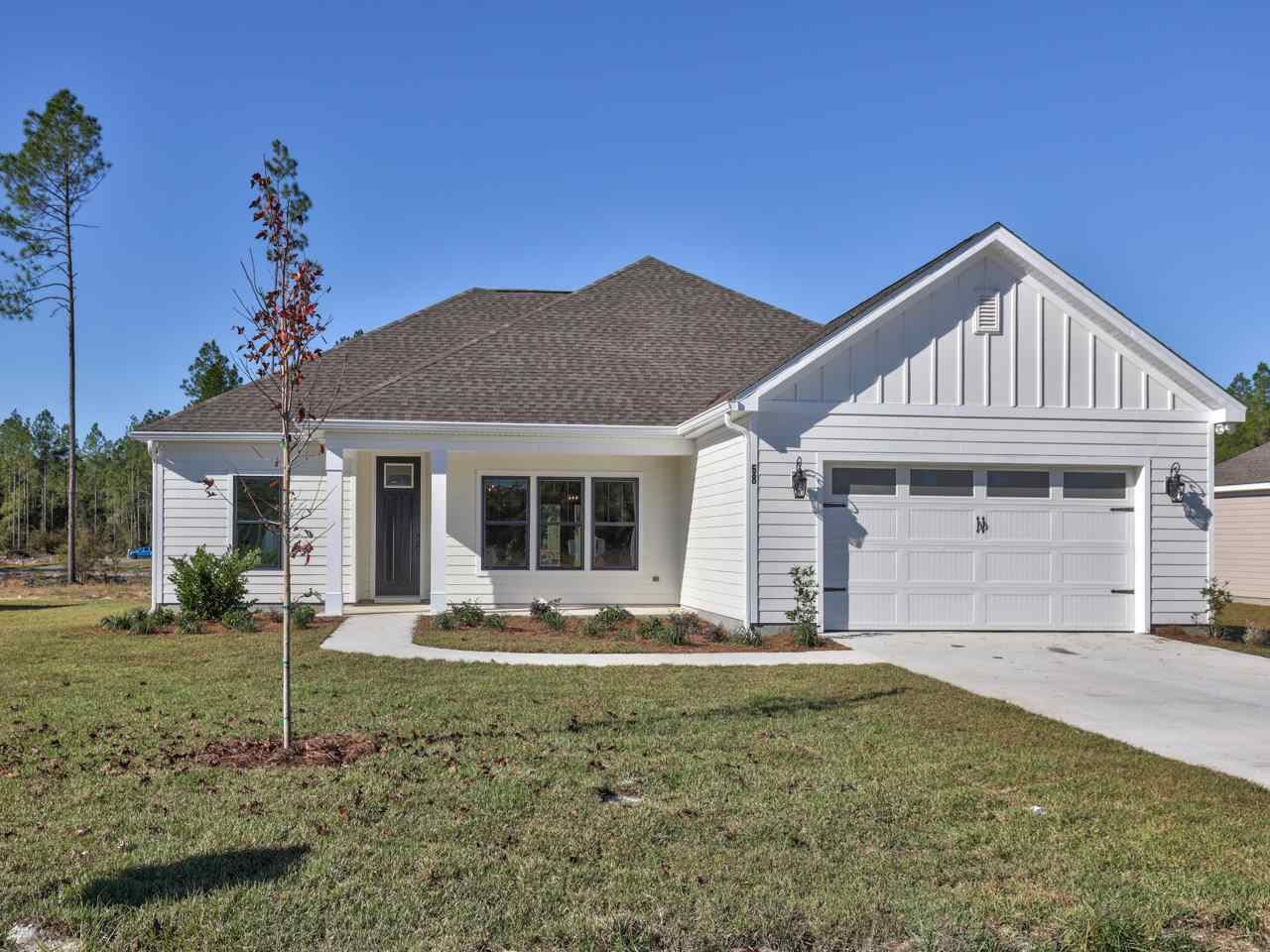 68 Manchester Drive, Crawfordville, FL 32327 - MLS#: 325839
