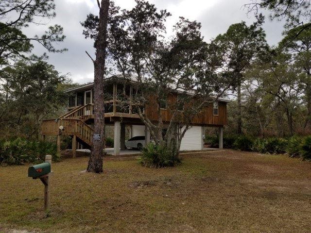 14 Knotty Pine St., Panacea, FL 32346 - MLS#: 326840