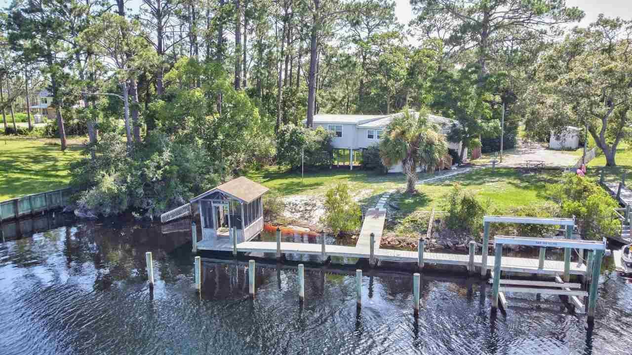 295 River Road, Carabelle, FL 32322 - MLS#: 334842