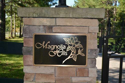 Photo of 9100 Magnolia Hill Drive #-, TALLAHASSEE, FL 32309 (MLS # 314843)