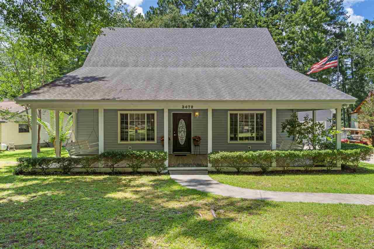 Photo of 3472 Valley Creek Dr, TALLAHASSEE, FL 32312 (MLS # 334854)