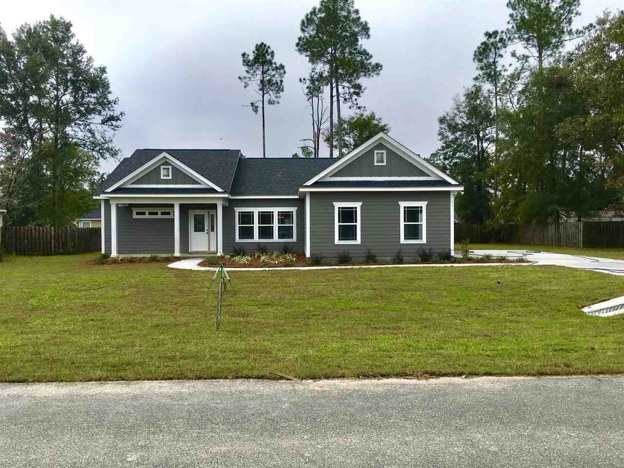22 Amy Lane, Crawfordville, FL 32327 - MLS#: 318864