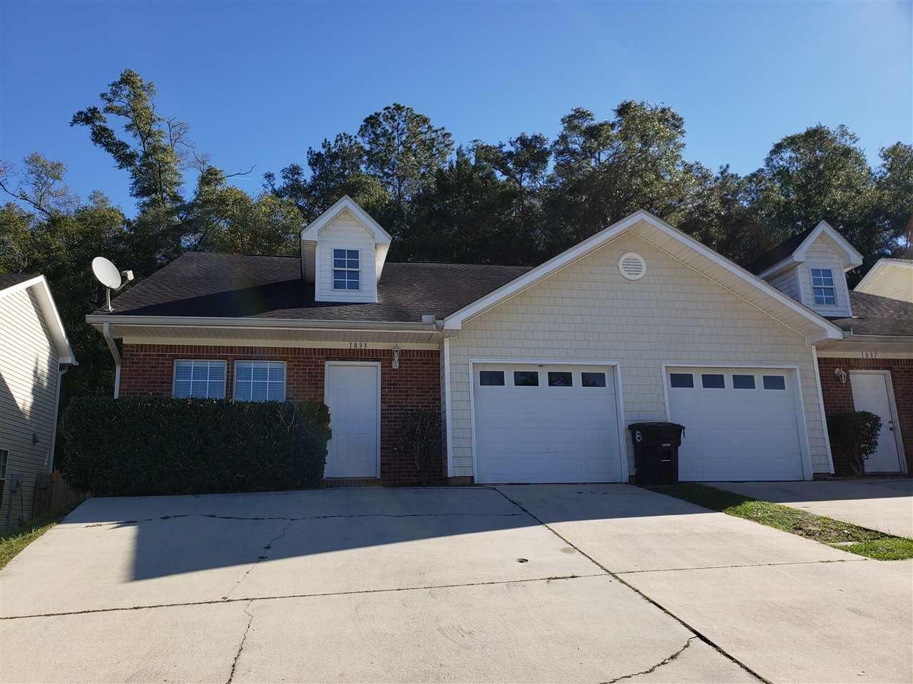 1833 Nena Hills Drive, Tallahassee, FL 32304 - MLS#: 325871