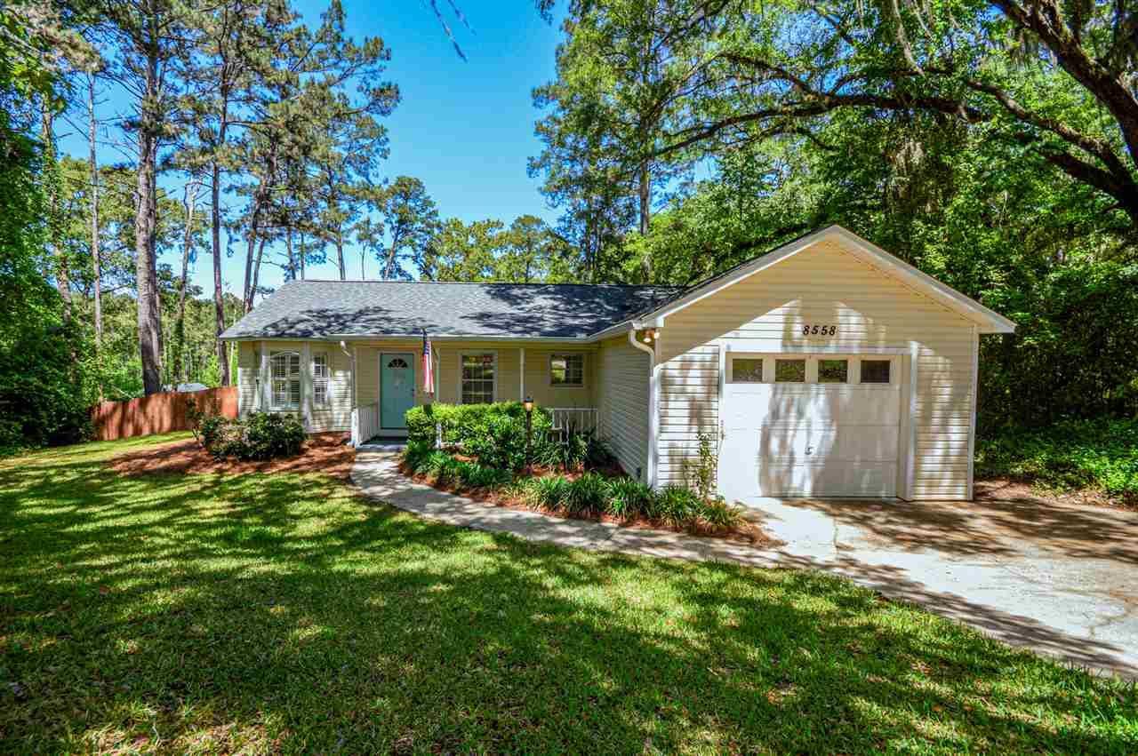 8558 Bannerman Bluff Drive, Tallahassee, FL 32312 - MLS#: 330872