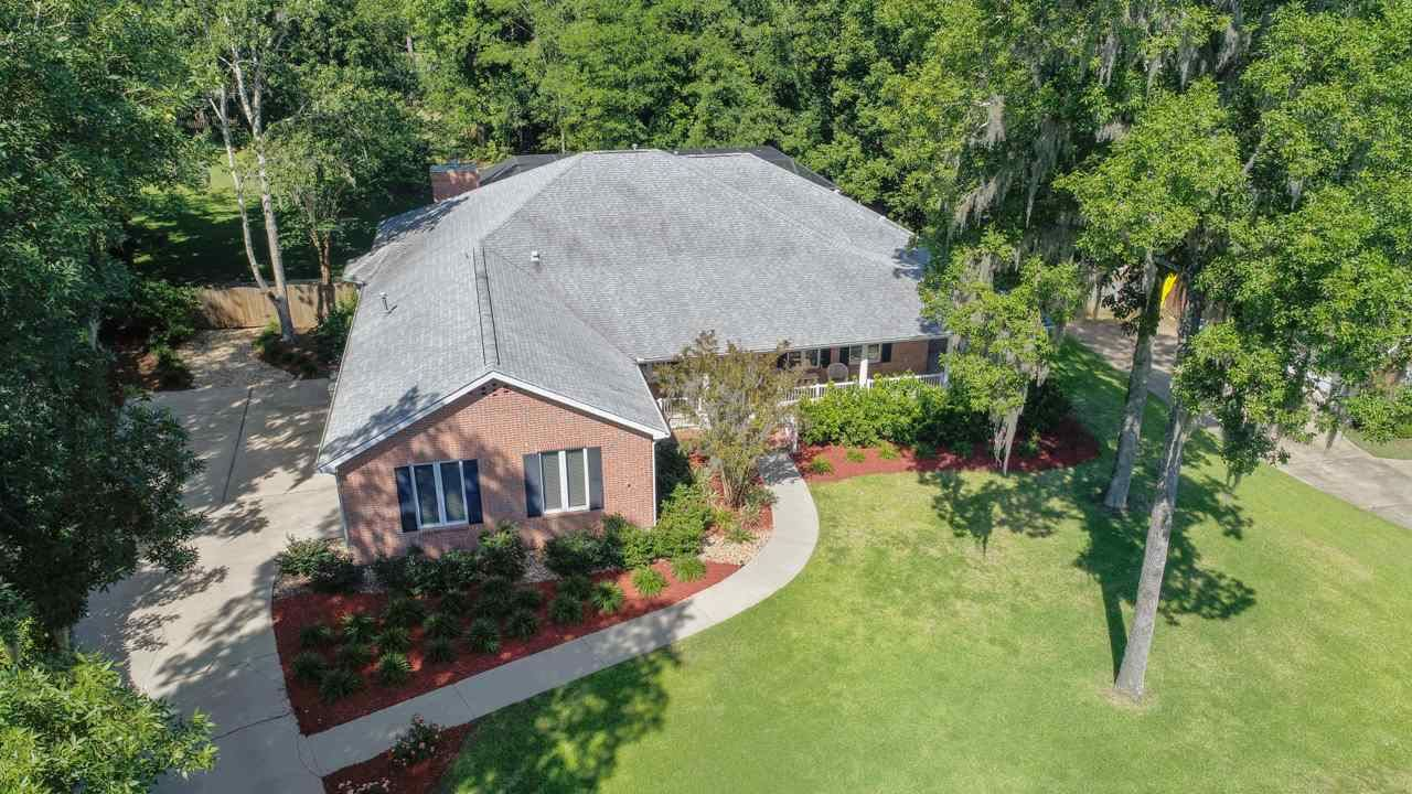 Photo of 6314 Coach House Court, TALLAHASSEE, FL 32312 (MLS # 319880)