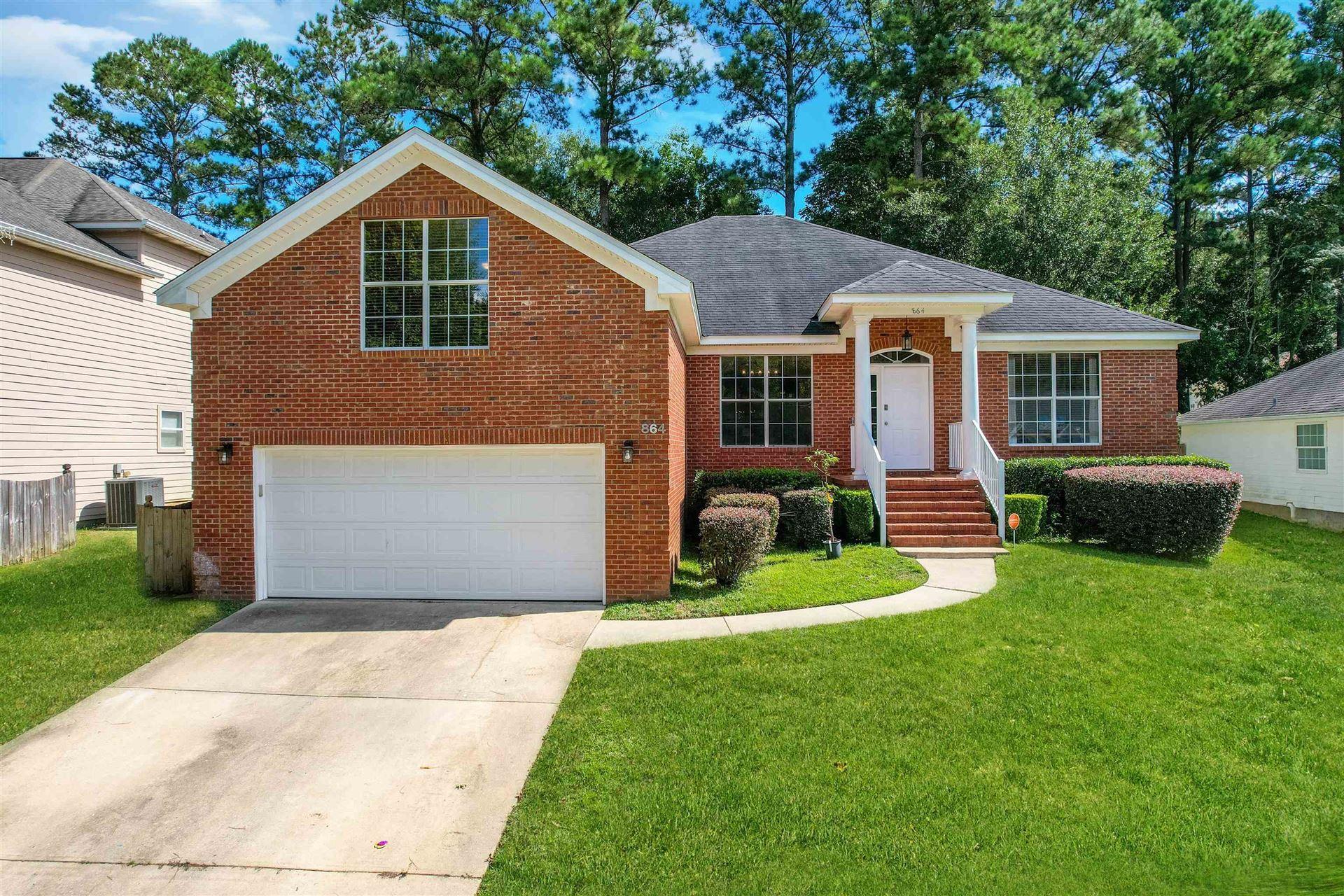 864 Eagle View Drive, Tallahassee, FL 32311 - MLS#: 337881