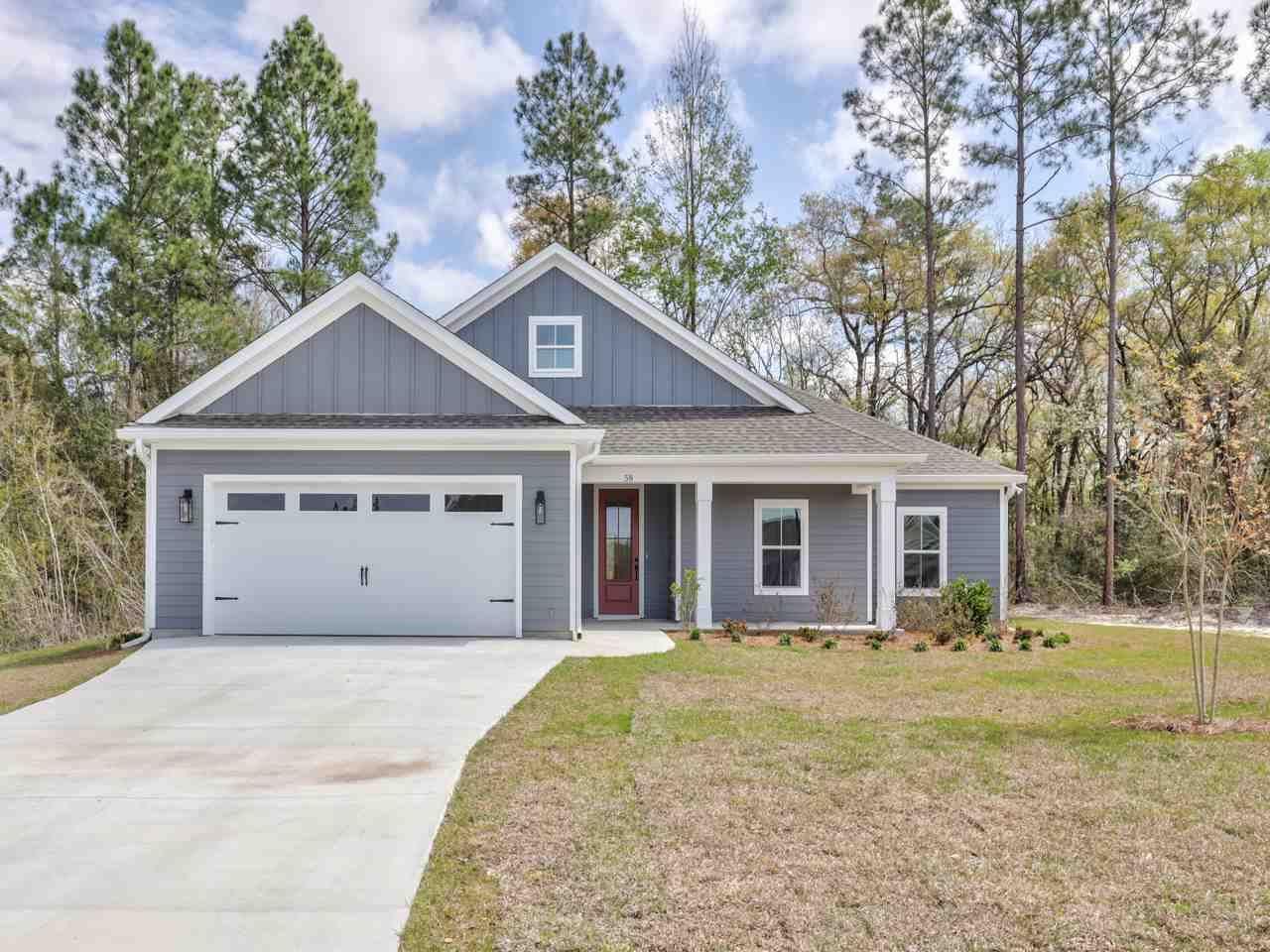 38 Stillmont Drive, Crawfordville, FL 32327 - MLS#: 333896