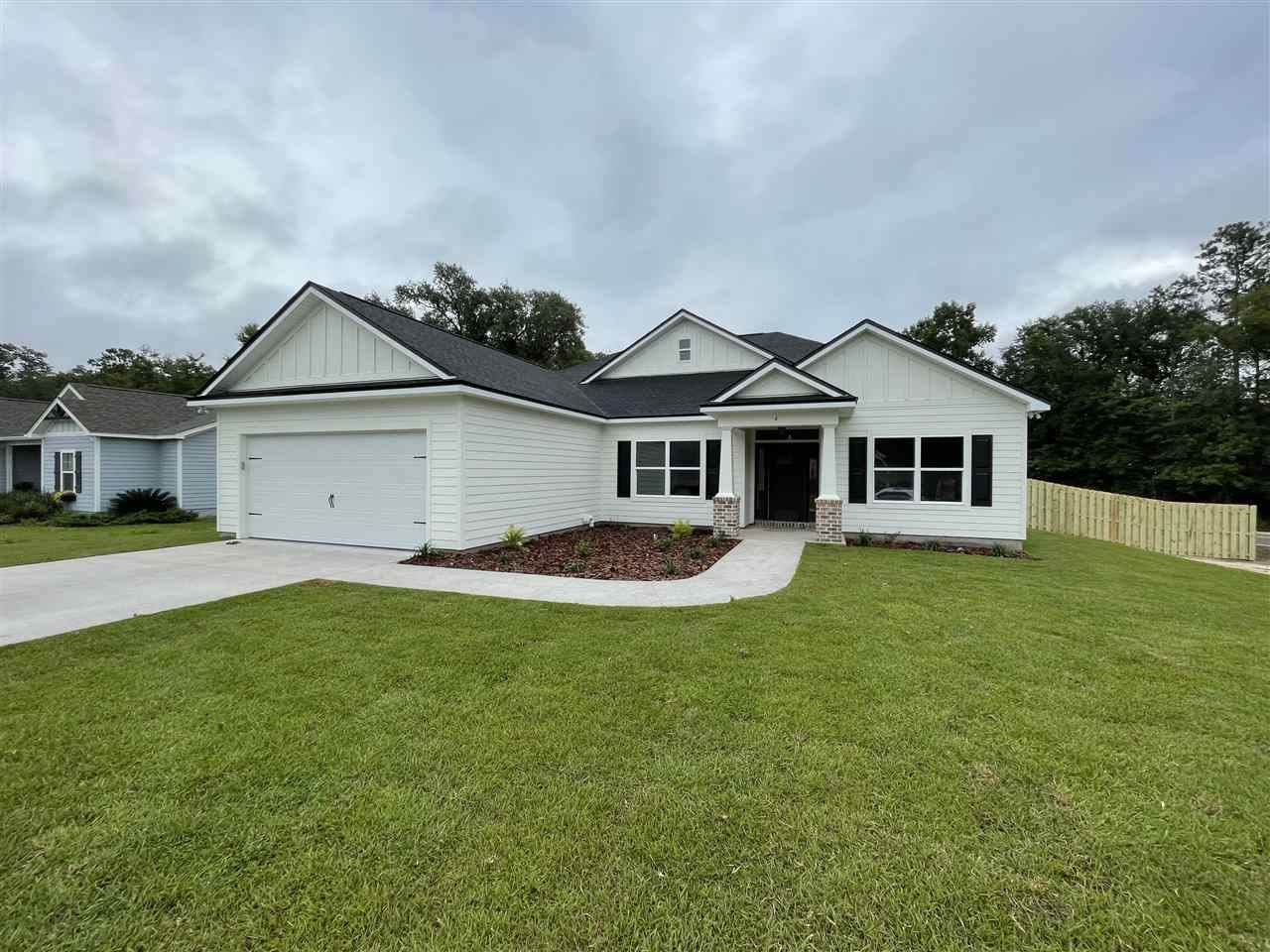 4 Savannah Forest Circle, Crawfordville, FL 32327 - MLS#: 327915
