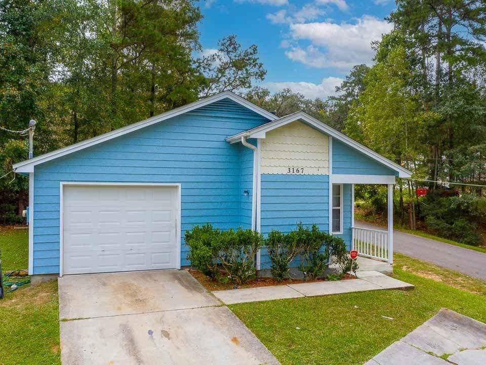 Photo of 3167 Huntington Woods Boulevard, TALLAHASSEE, FL 32303 (MLS # 324917)