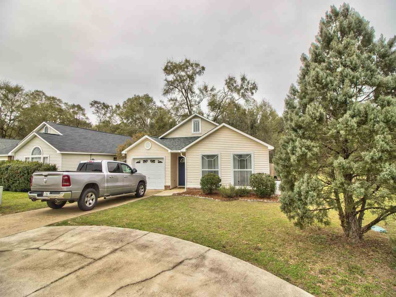 Photo of 5552 TOWER WOODS Trail, TALLAHASSEE, FL 32303 (MLS # 315926)