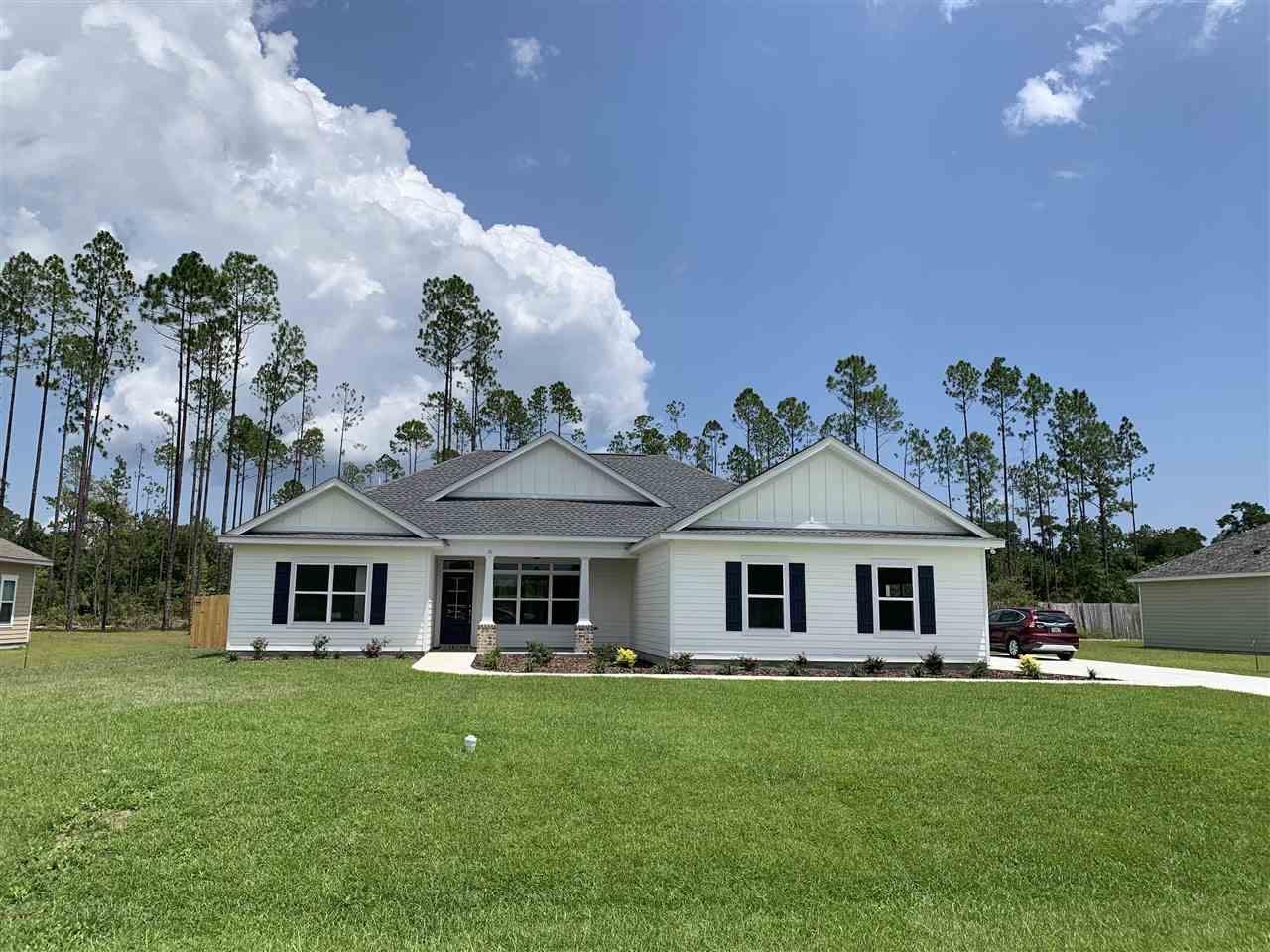 Lot 10H Tillis Lane, Crawfordville, FL 32327 - MLS#: 324933