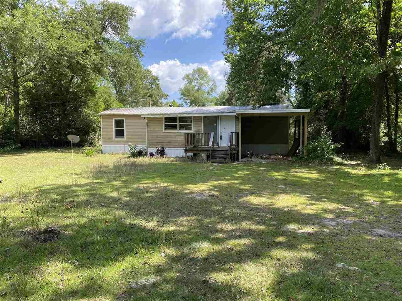 153 Crystal Lane, Crawfordville, FL 32327 - MLS#: 332938