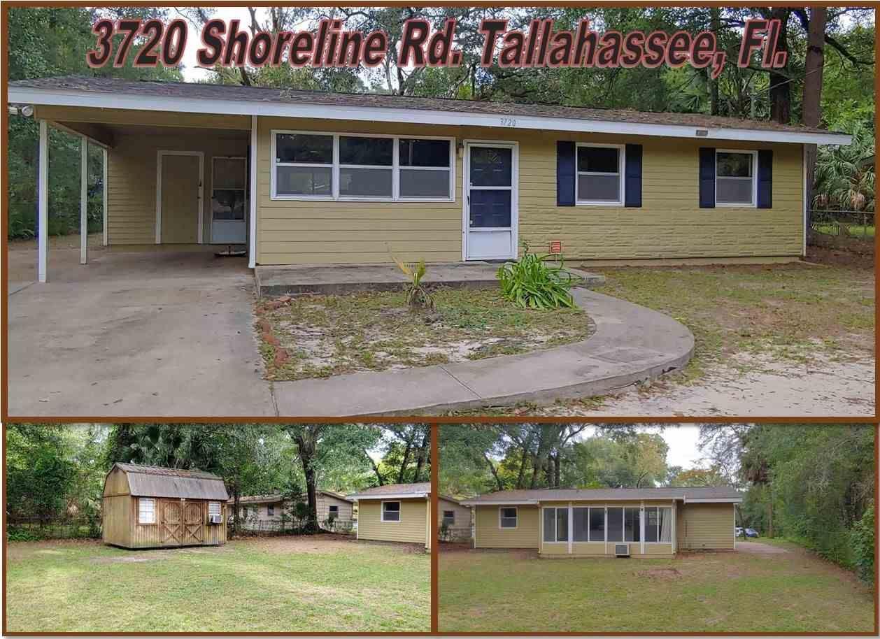 Photo of 3720 Shoreline Drive, TALLAHASSEE, FL 32305 (MLS # 323942)