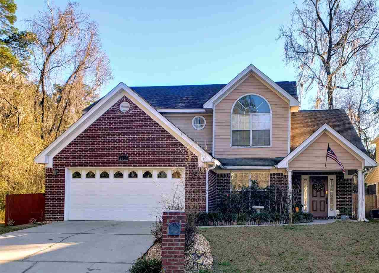 Photo of 2601 Fenwood Court, TALLAHASSEE, FL 32303 (MLS # 327944)