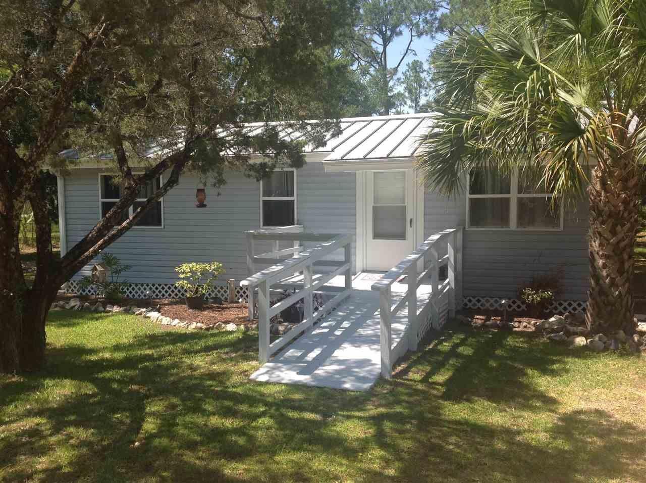 1466 Ezell Beach Road, Keaton Beach, FL 32348 - MLS#: 336945