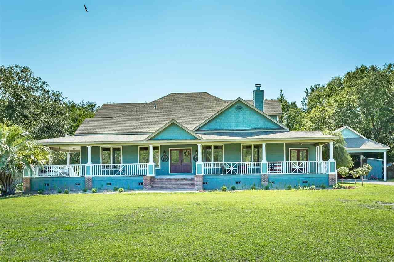 573 Lawhon Mill Road, Crawfordville, FL 32327 - MLS#: 320956