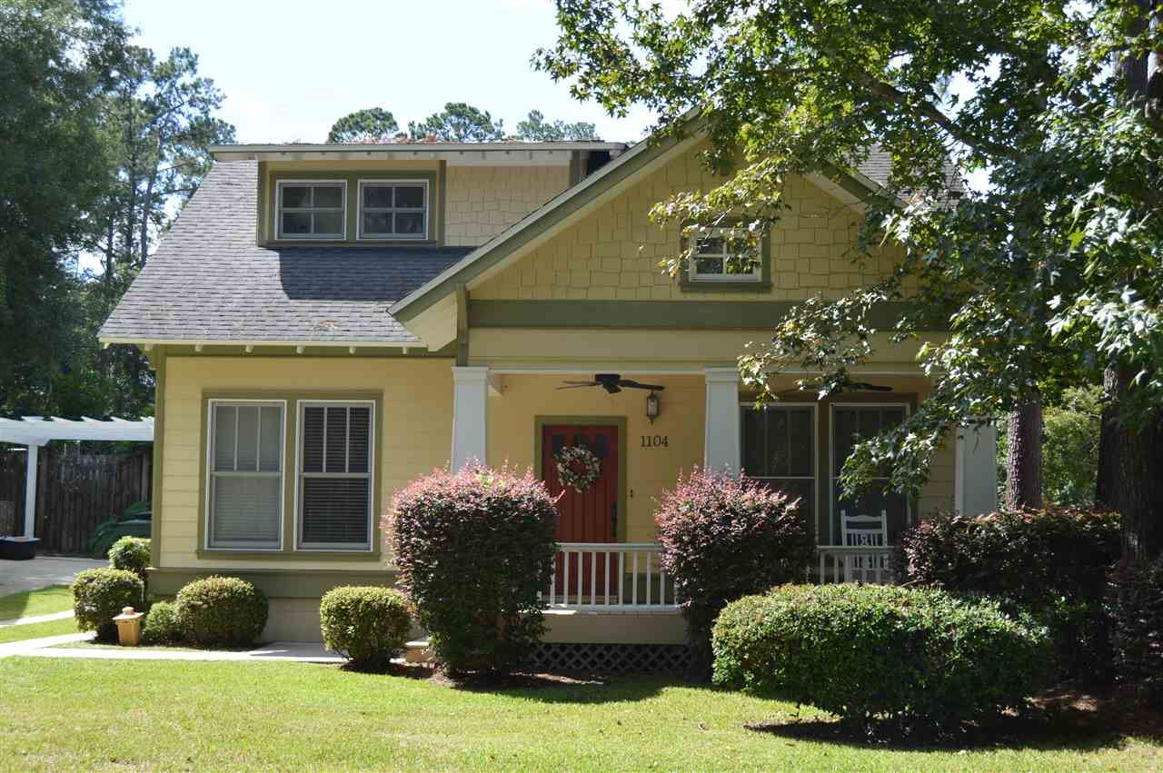 1104 Morningside Court, Tallahassee, FL 32301 - MLS#: 323962