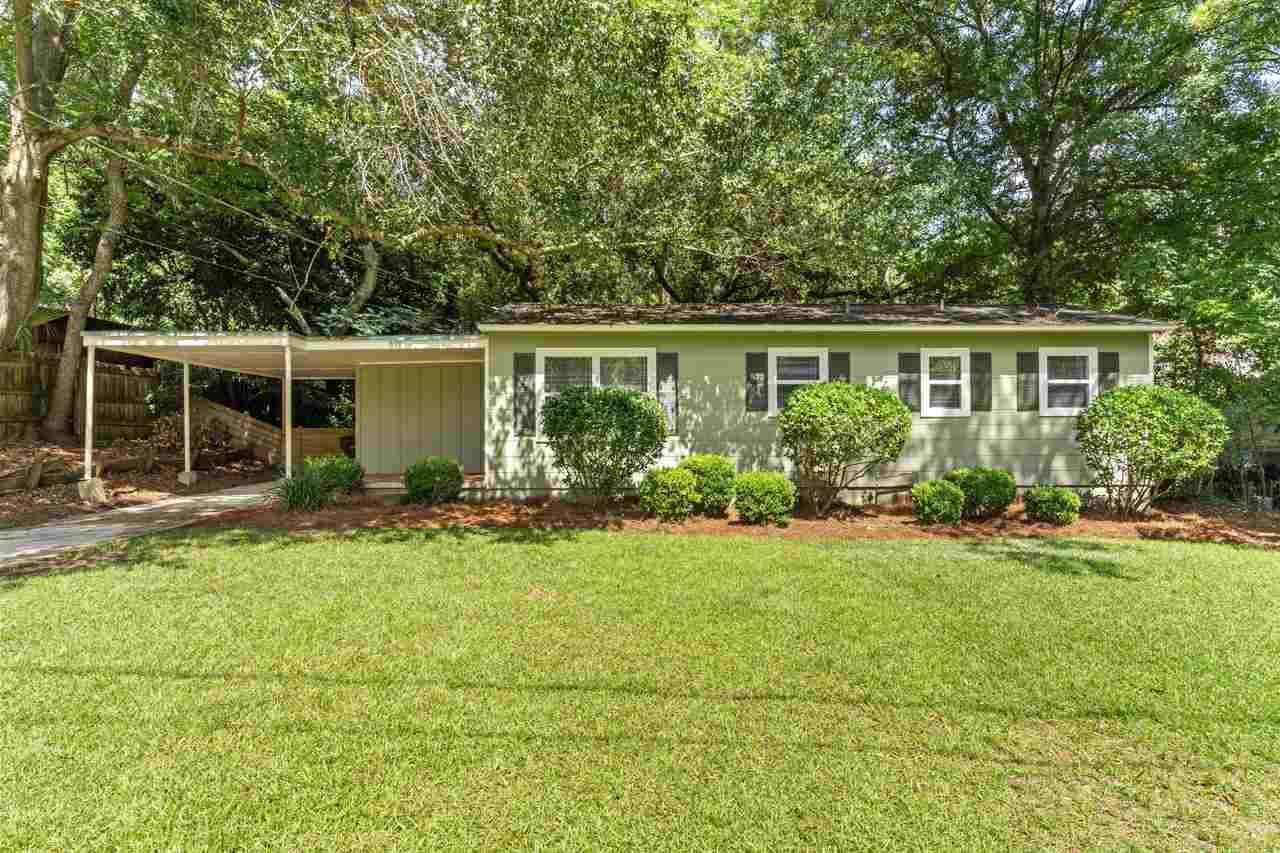 929 Carraway Street, Tallahassee, FL 32308 - MLS#: 334966