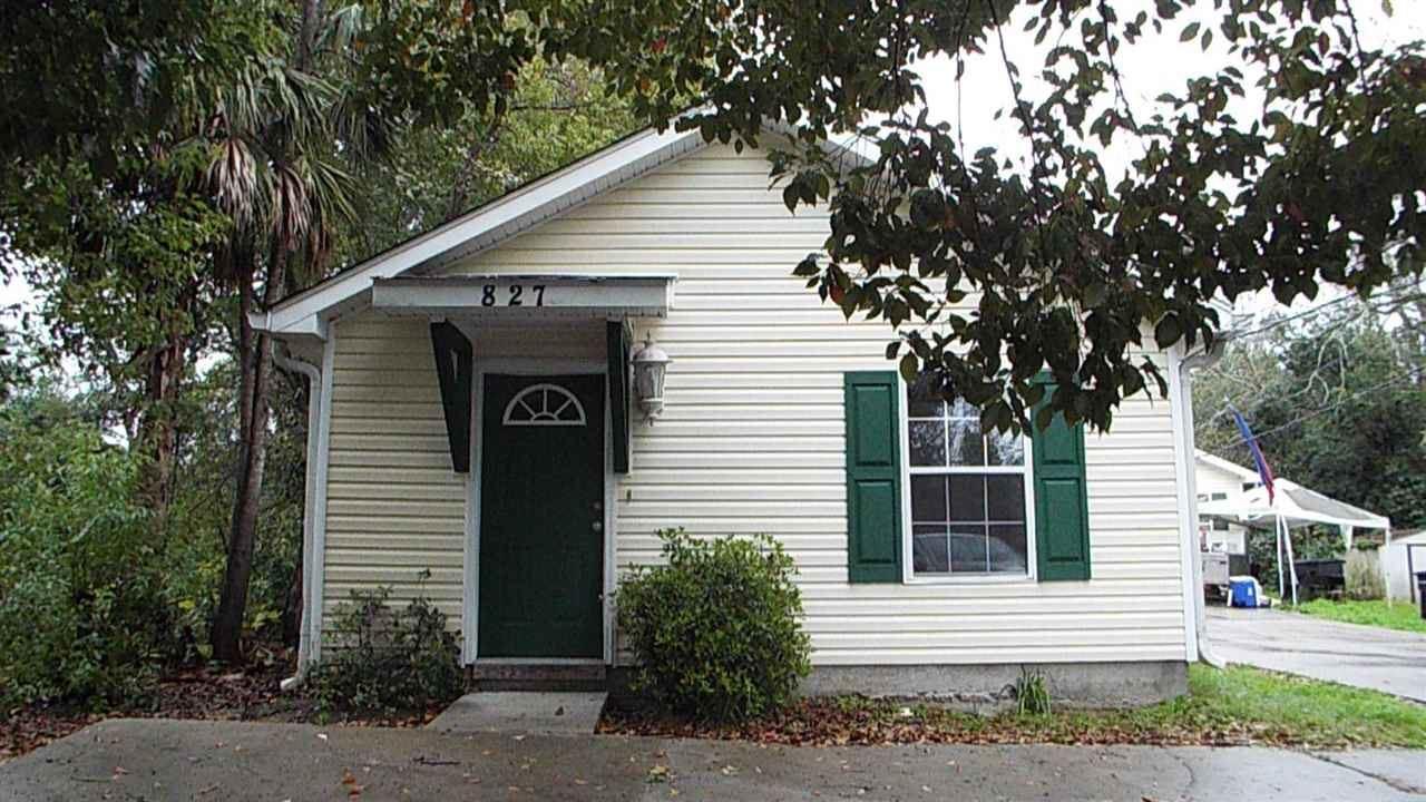 827 Central Street, Tallahassee, FL 32303 - MLS#: 315974