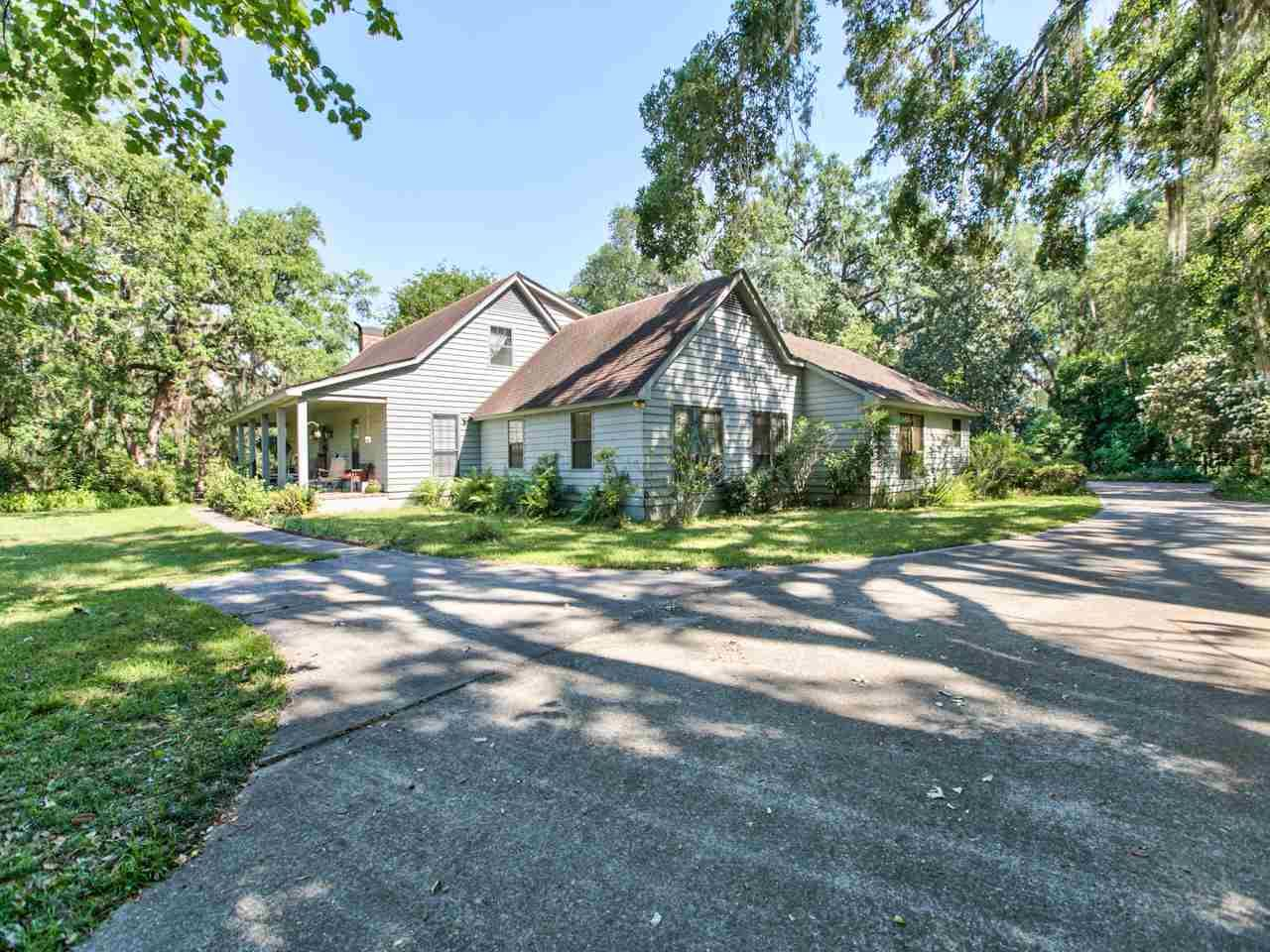 1887 Ox Bottom Road, Tallahassee, FL 32312 - MLS#: 305977