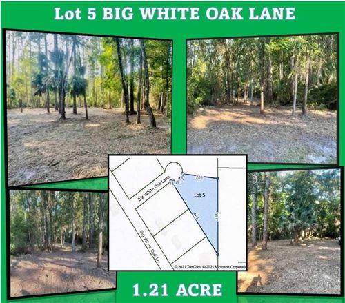 Photo of LOT 5 BIG WHITE OAK Lane #0, CRAWFORDVILLE, FL 32327 (MLS # 328994)
