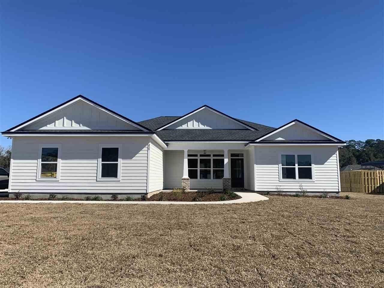 Lot 8 Brooks Drive, Crawfordville, FL 32327 - MLS#: 336997