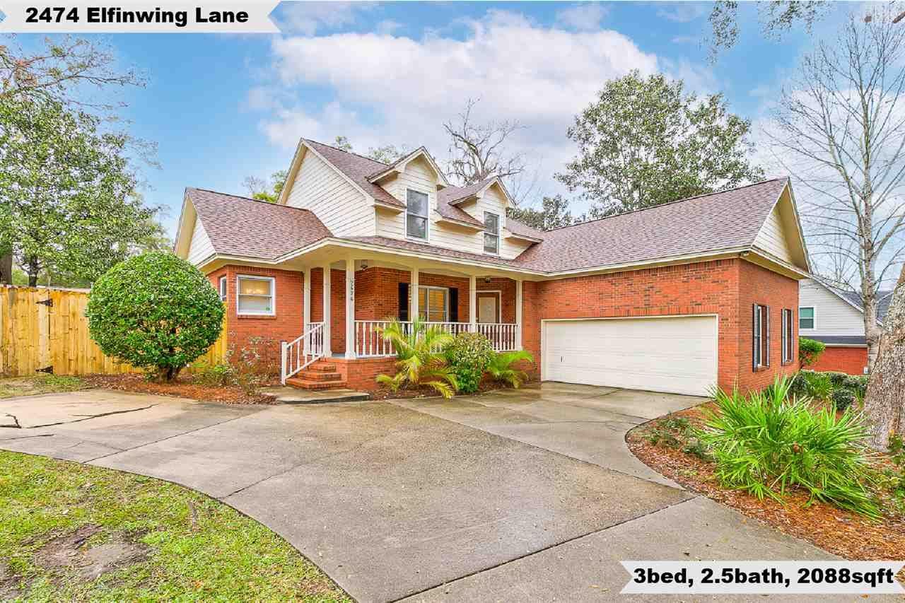 2474 Elfinwing Lane, Tallahassee, FL 32309 - MLS#: 326999