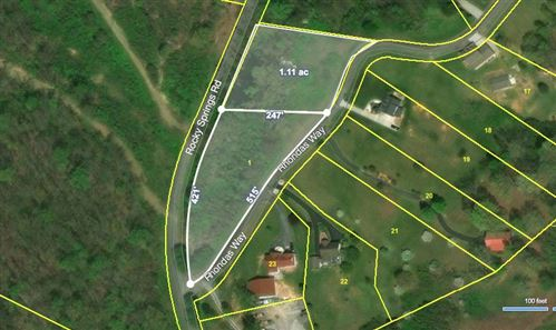 Photo of Lot 1 & 2 Rocky Springs Road #1 & 2, Bean Station, TN 37708 (MLS # 9903056)